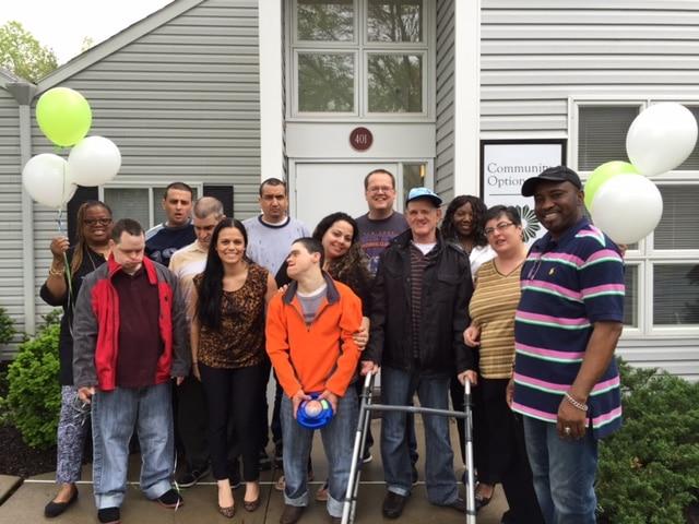 Community Options, Inc. of Somerset County, NJ.
