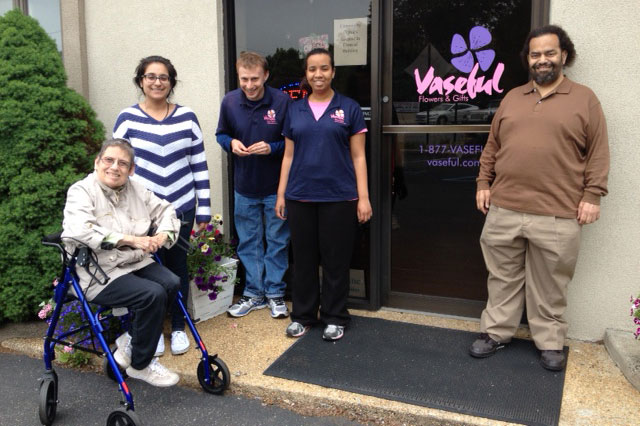 Vaseful Flowers and Gifts, Edison, NJ.