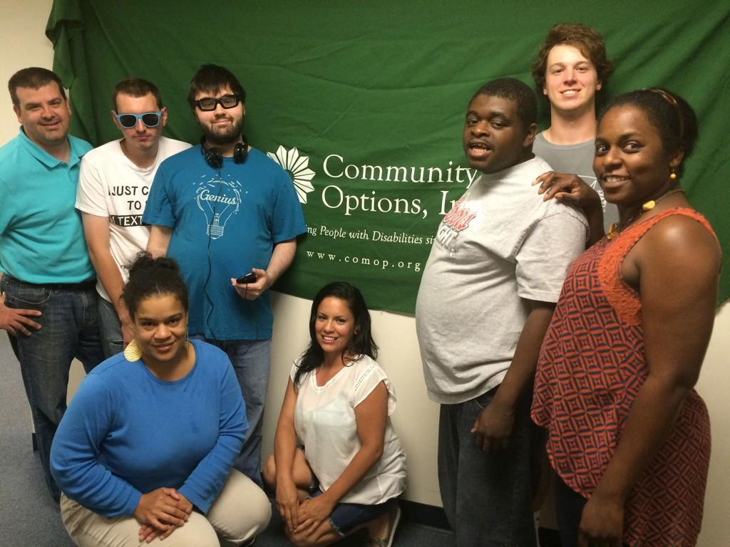 Community Options, Inc. of Greenville, SC.