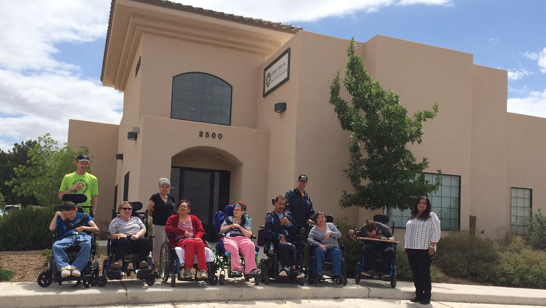 Community Options, Inc. of Las Cruces was established in May of 2007 to provide residential and employment services to individuals with disabilities in southwestern New Mexico communities.