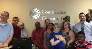 Community Options, Inc. of Nashville, TN.