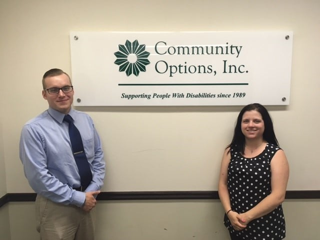 Community Options, Inc. of Wilkes-Barre, PA.