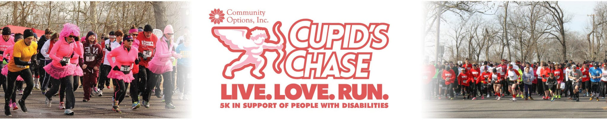 Cupid's Chase 5K – February 13, 2016