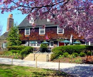 Nassau Inn Princeton New Jersey Spring