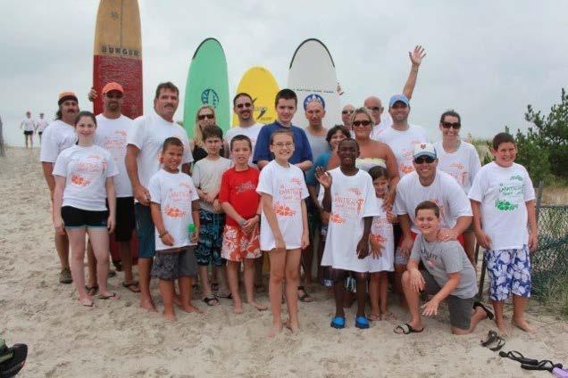 2012 Surf Camp Group shot!