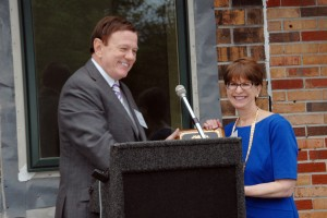 Katz receives Betty Pendler Award