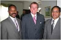 Gregory Fenton - Acting Director, Division of Developmental Disabilities NJ Department of Human Services, Robert Stack, President of Community Options and James Smith.