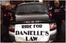 Another Successful Event. Robin Turner & Diane Gruskowski at the 2nd ANNUAL Ride for Danielle's Law | September 23, 2006. To learn more about Danielle and Danielle's Law, visit www.thefamilyalliance.net