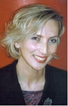 Irina Menshenina, Fundraising and Marketing Director for Downside Up