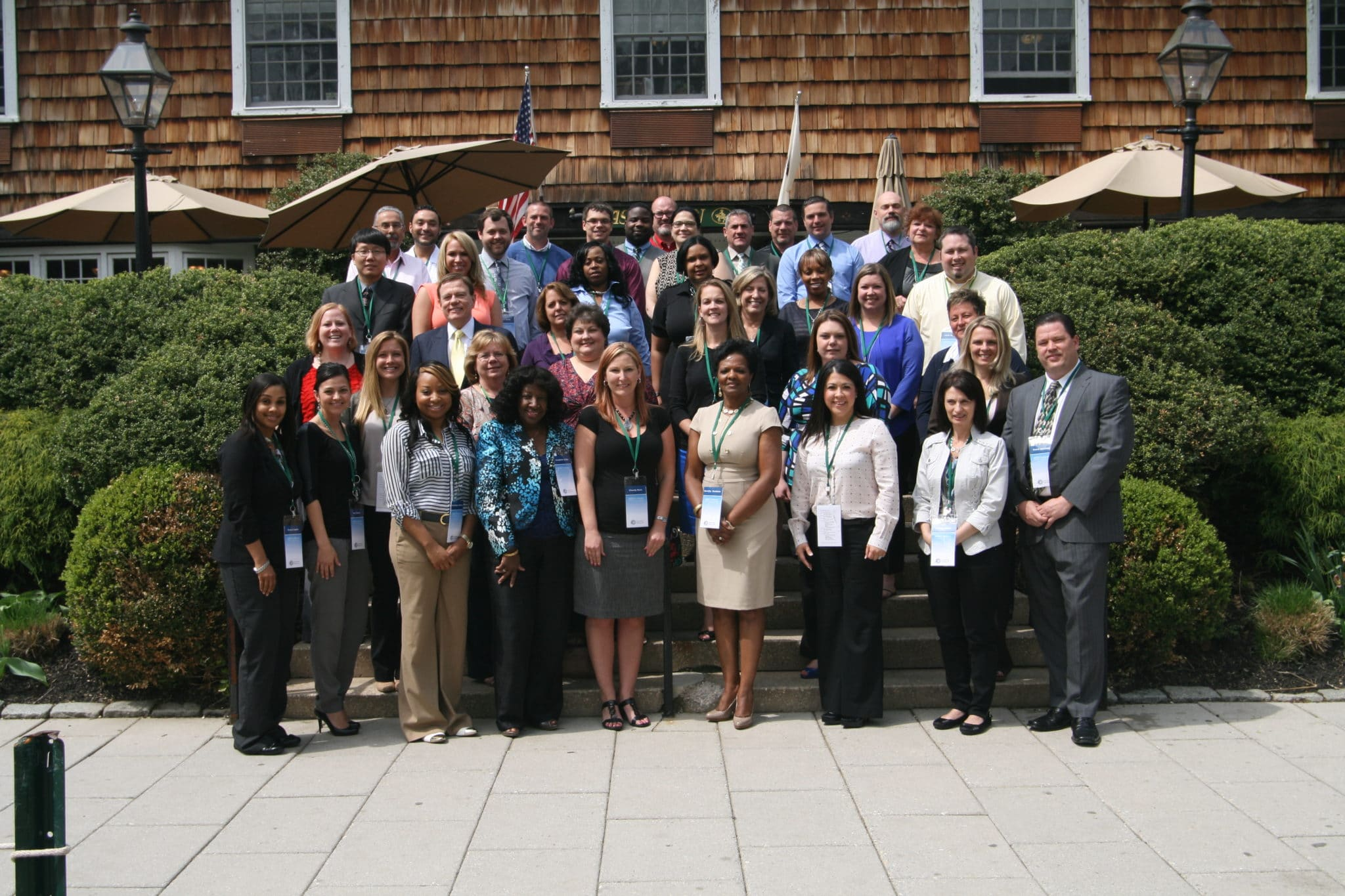 May, 2014 - Some key Community Options' staff members from across the country pose for a photo at the 8th annual iMatter Conference in Princeton, NJ.