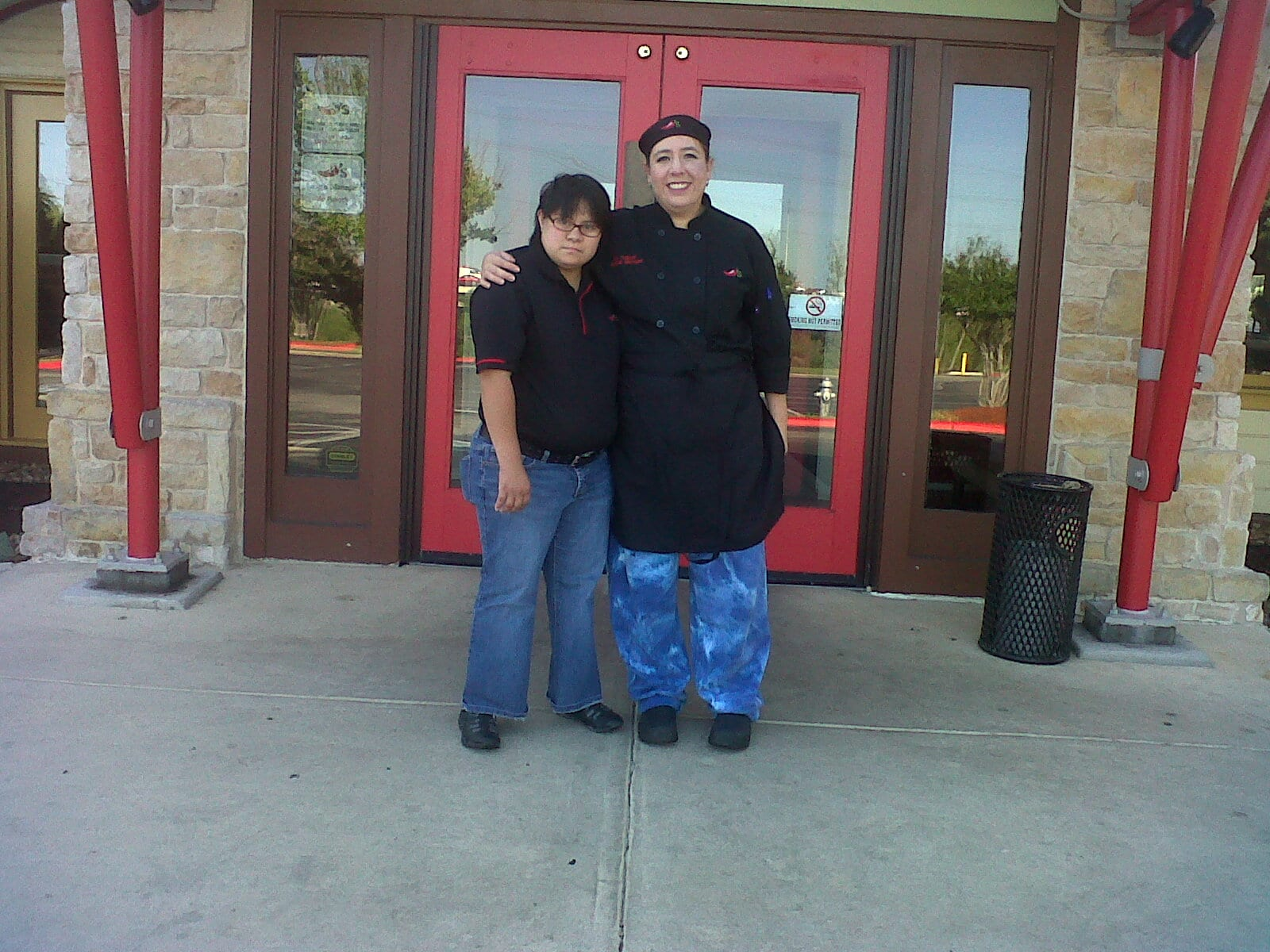 """Monica Pollock, the General Manager at Chilli's said, """"We pride ourselves on making people feel special."""""""