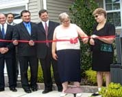 Residents & Official Ribbon Cutters Nancy Seiler & Terry Morrison – 2006