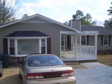 This house is the first of six new homes awarded to Community Options in South Carolina. We will purchase three homes and construct three brand new totally accessible homes that are protected by sprinkler systems.