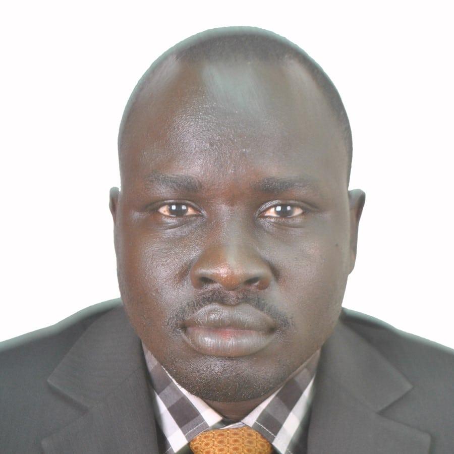 Alier Martin Garang Anyoun, Juba, South Sudan