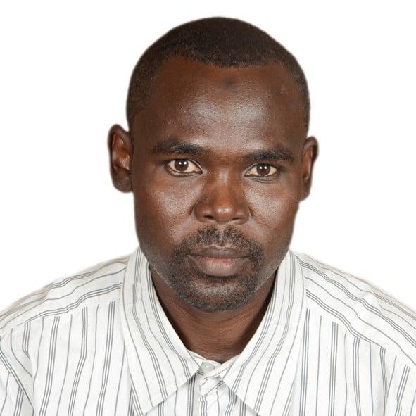 Atlas Corps fellow Mustafa Barood, Alsalame, Sudan