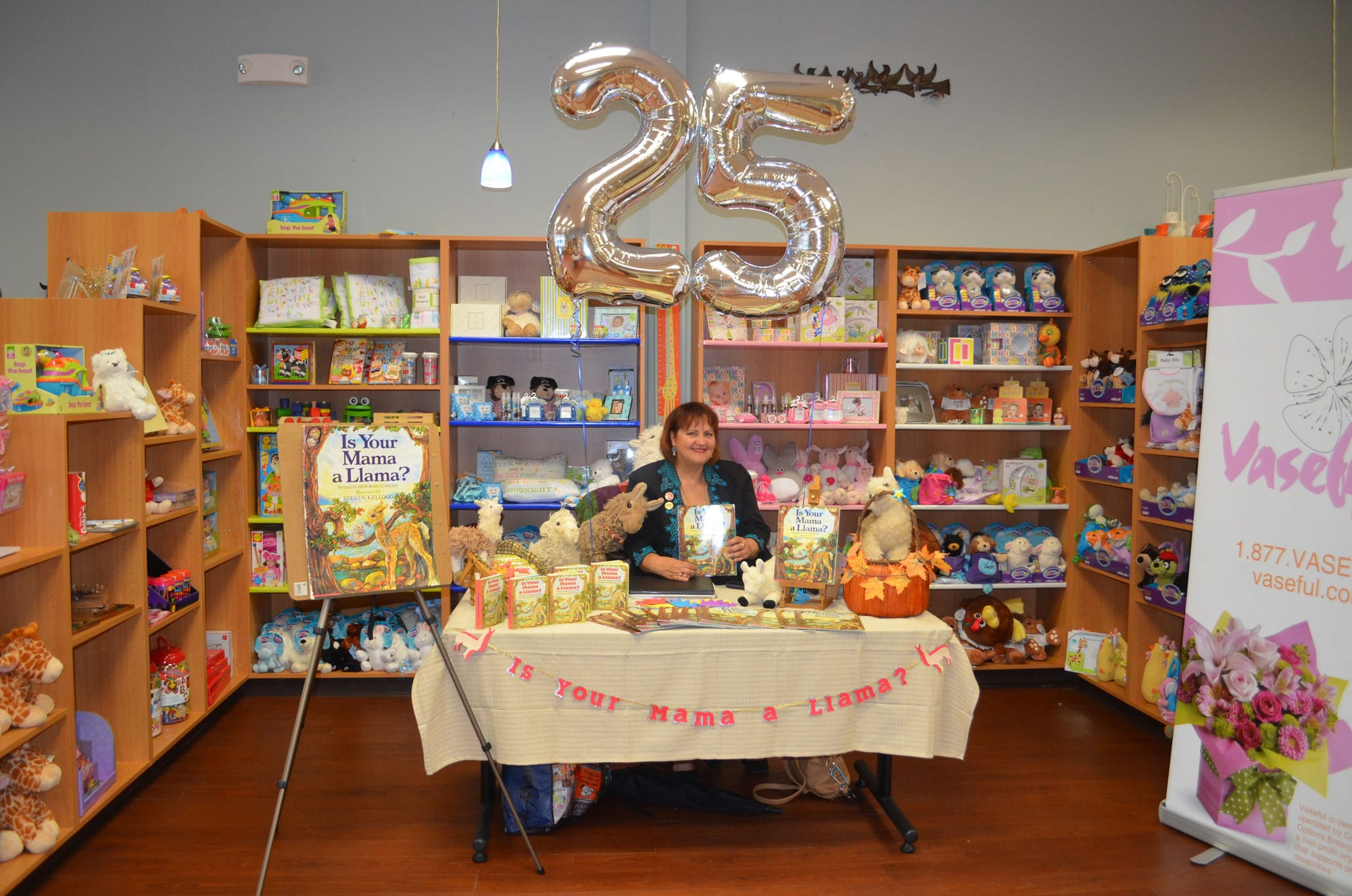 NJ Author Celebrates 25-Year Anniversary of Iconic Children's Book
