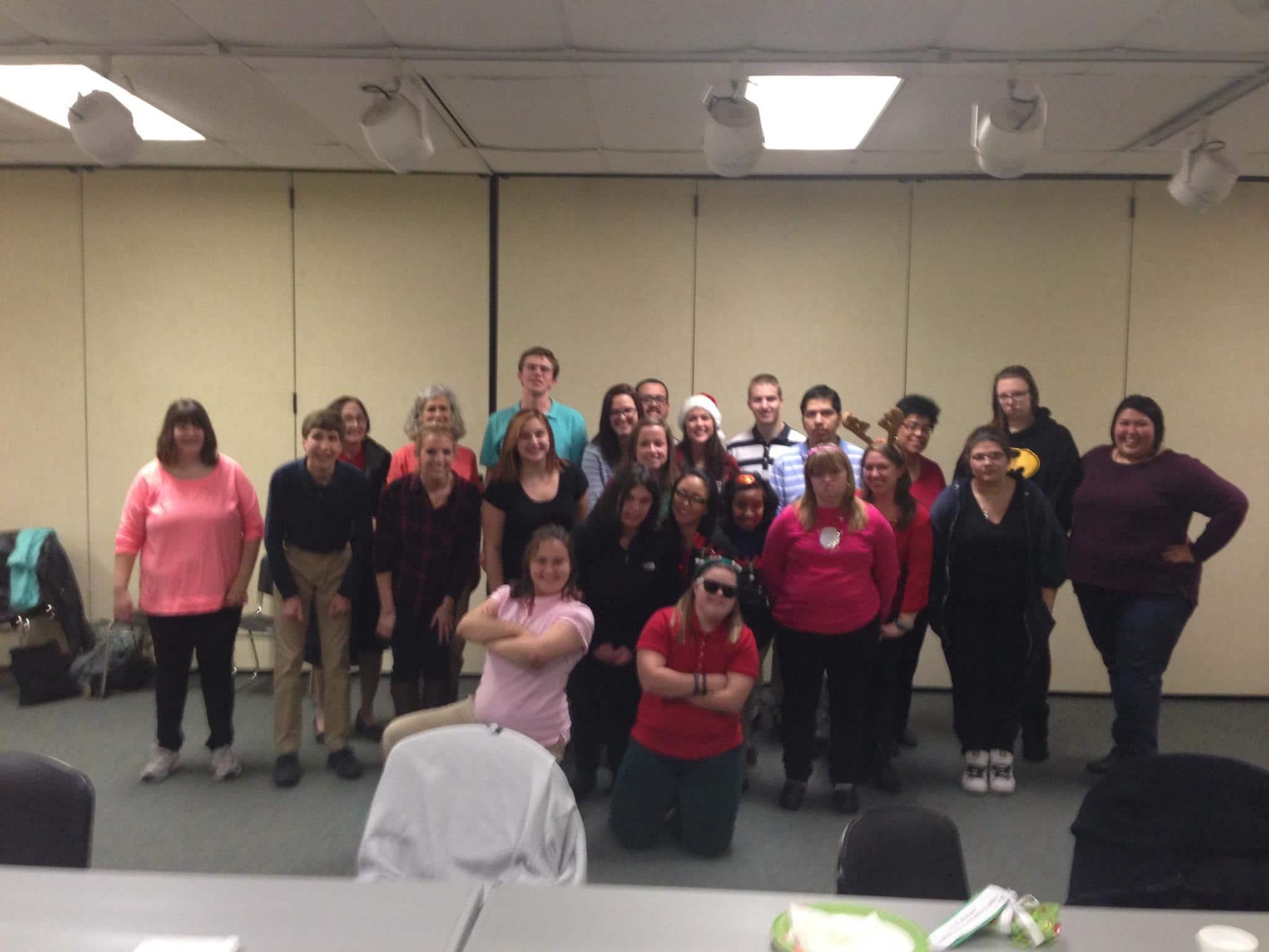 School to Employment Program (STEP) Group Photo