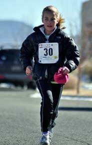 Over 10,000 people participate in the 2011 Cupid's Chase 5K Run
