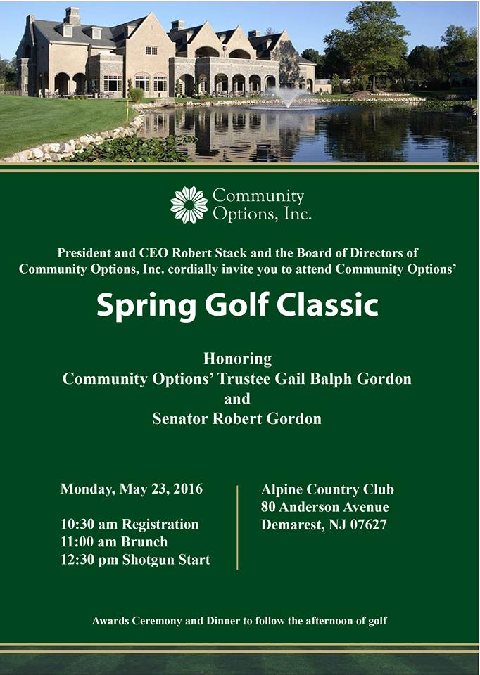 2016 Spring Golf Classic