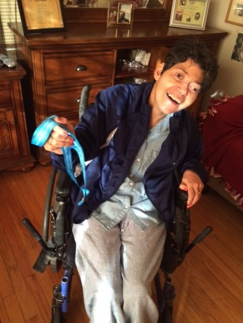 Linda F. Wins a Bronze Medal