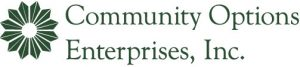 Community Options Enterprises, Inc. Logo