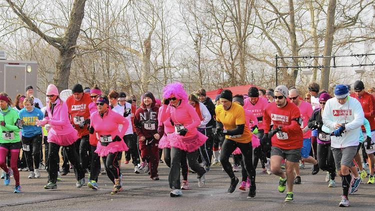 Wilkes-Barre's first Cupid's Chase 5K run will benefit local people with disabilities by providing them employment and housing opportunities.