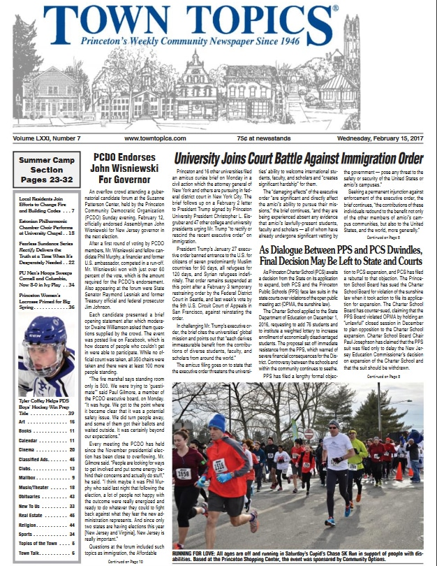 Town Topics Newspaper