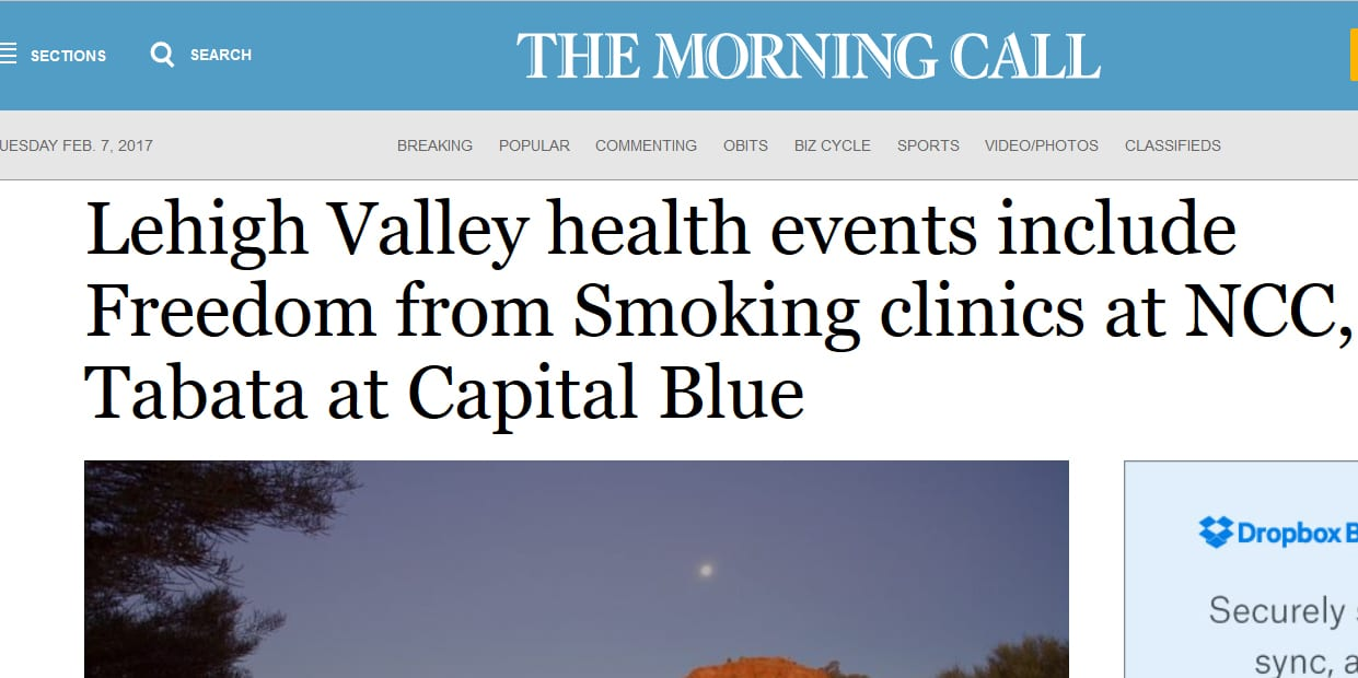 The Morning Call - Lehigh Valley health events include Cupid's Chase 5k