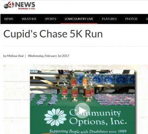 Cupid's Chase 5K Run