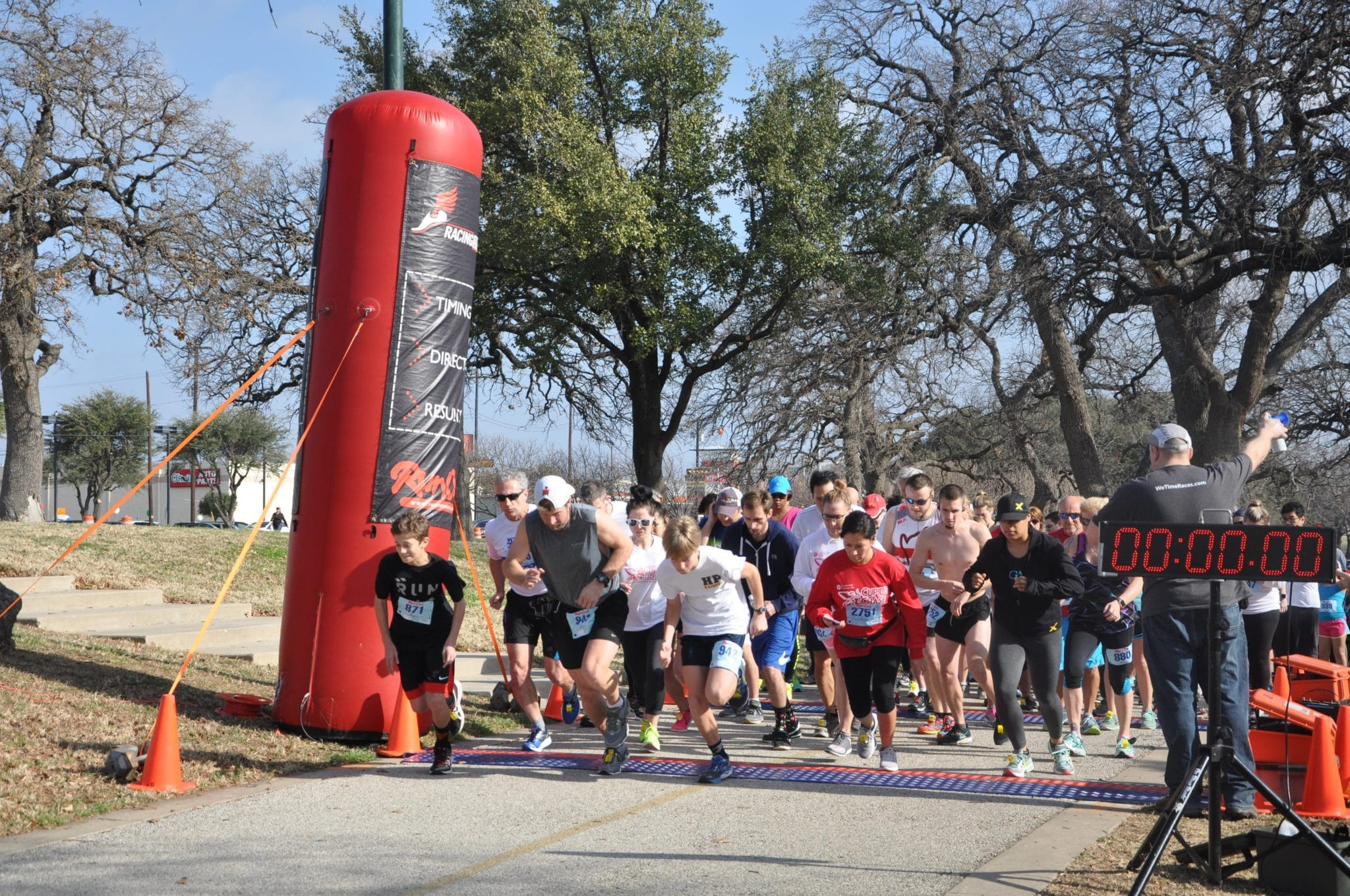 9th Annual Cupid's Chase 5K