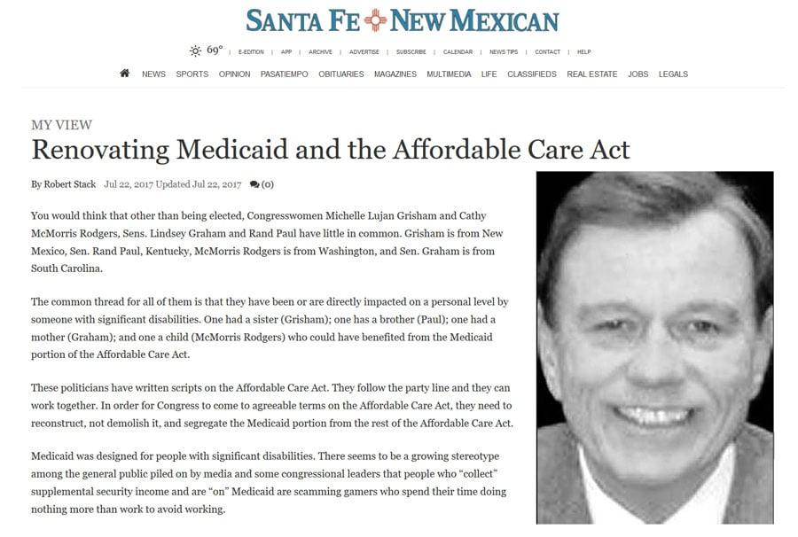 The Santa Fe New Mexican
