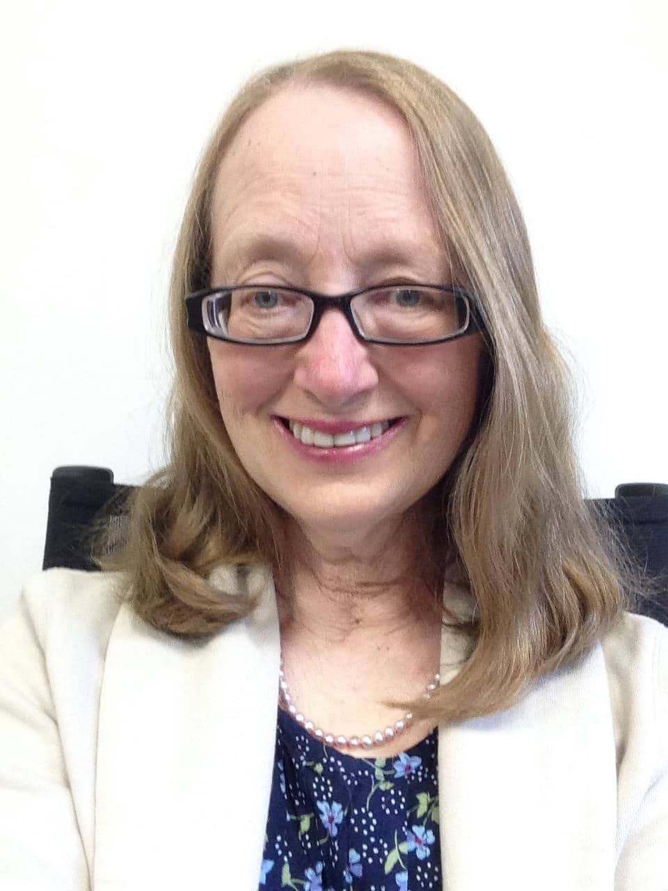 Susan Mannino - talent scout for Allentown, PA.