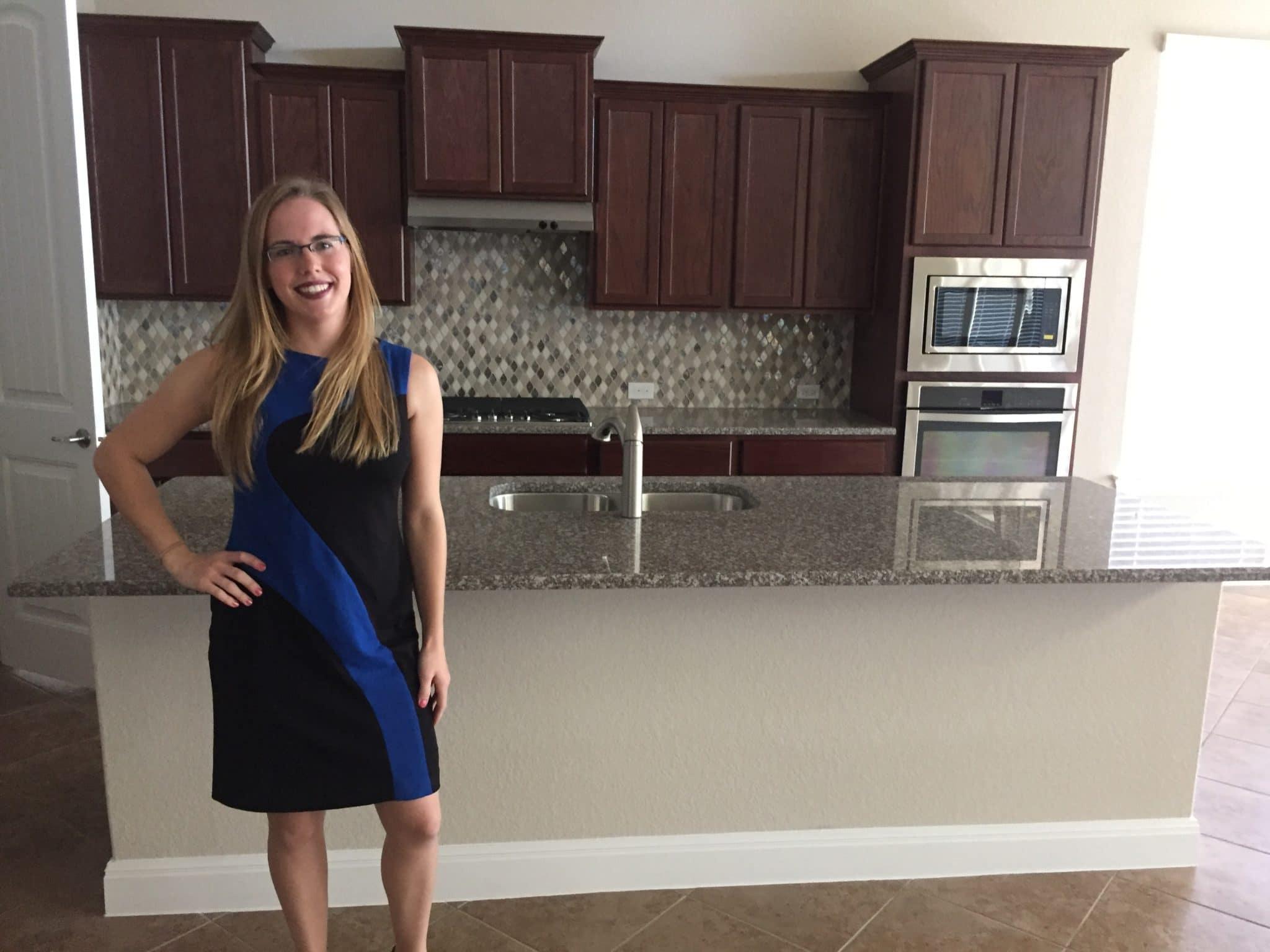Amanda Mesina - Associate Executive Director of Austin, Texas