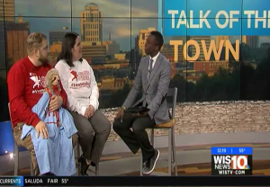 Lindsey Daniel joins the Noon News to discuss Cupid's Chase 5K.