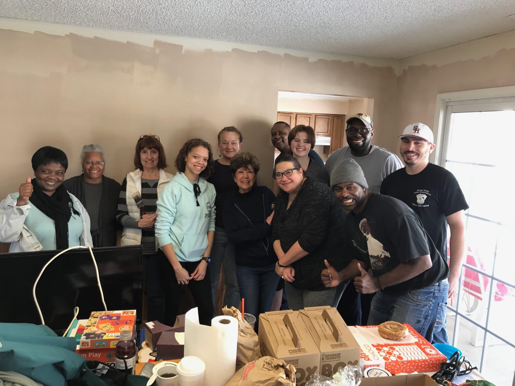 NJ Senator Troy Singleton to Lead Team of Volunteers in Restoring Homes for Community Options