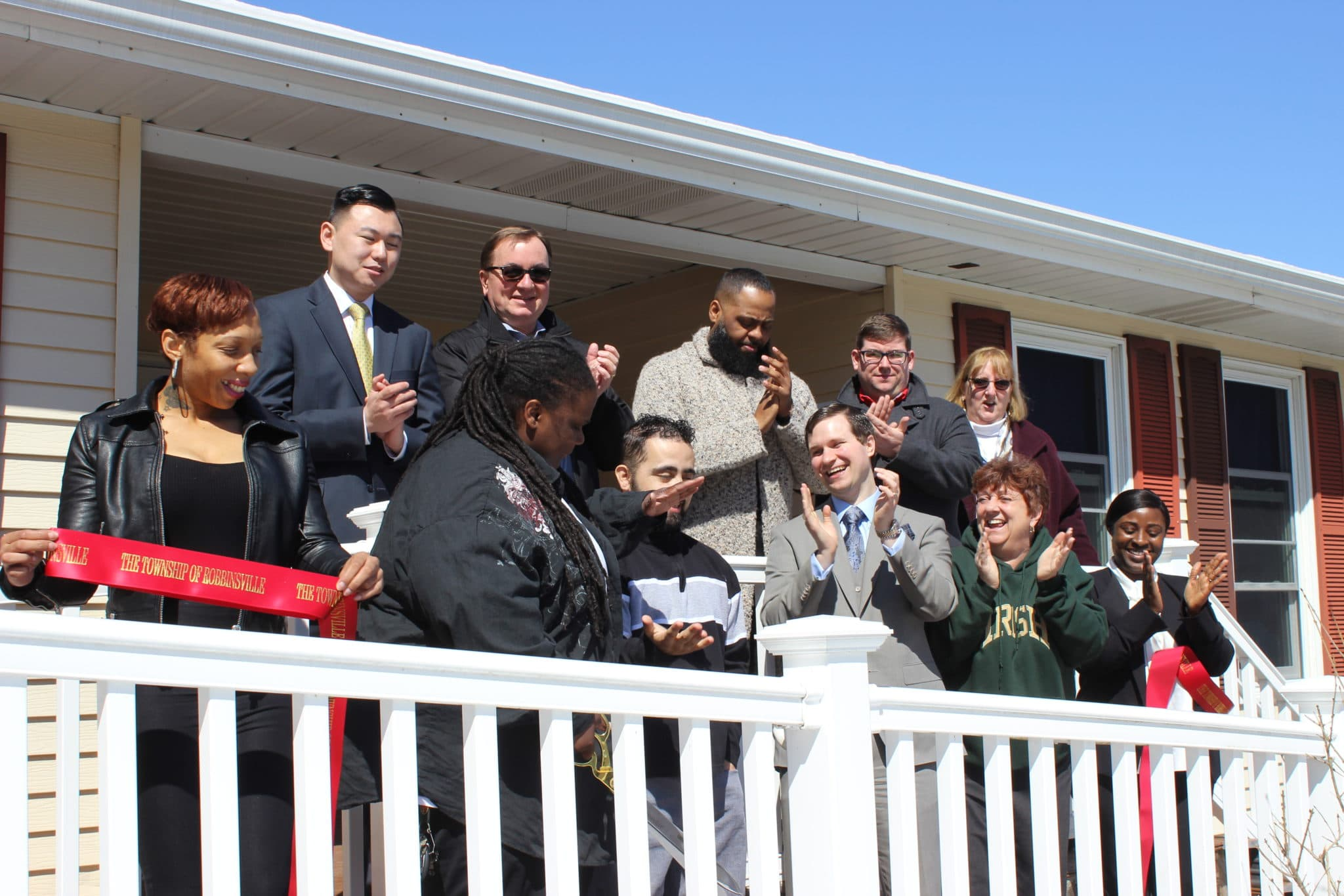 Community Options Celebrates Re-Opening Three Homes in Robbinsville
