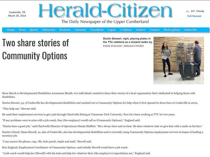 The Herald Citizen