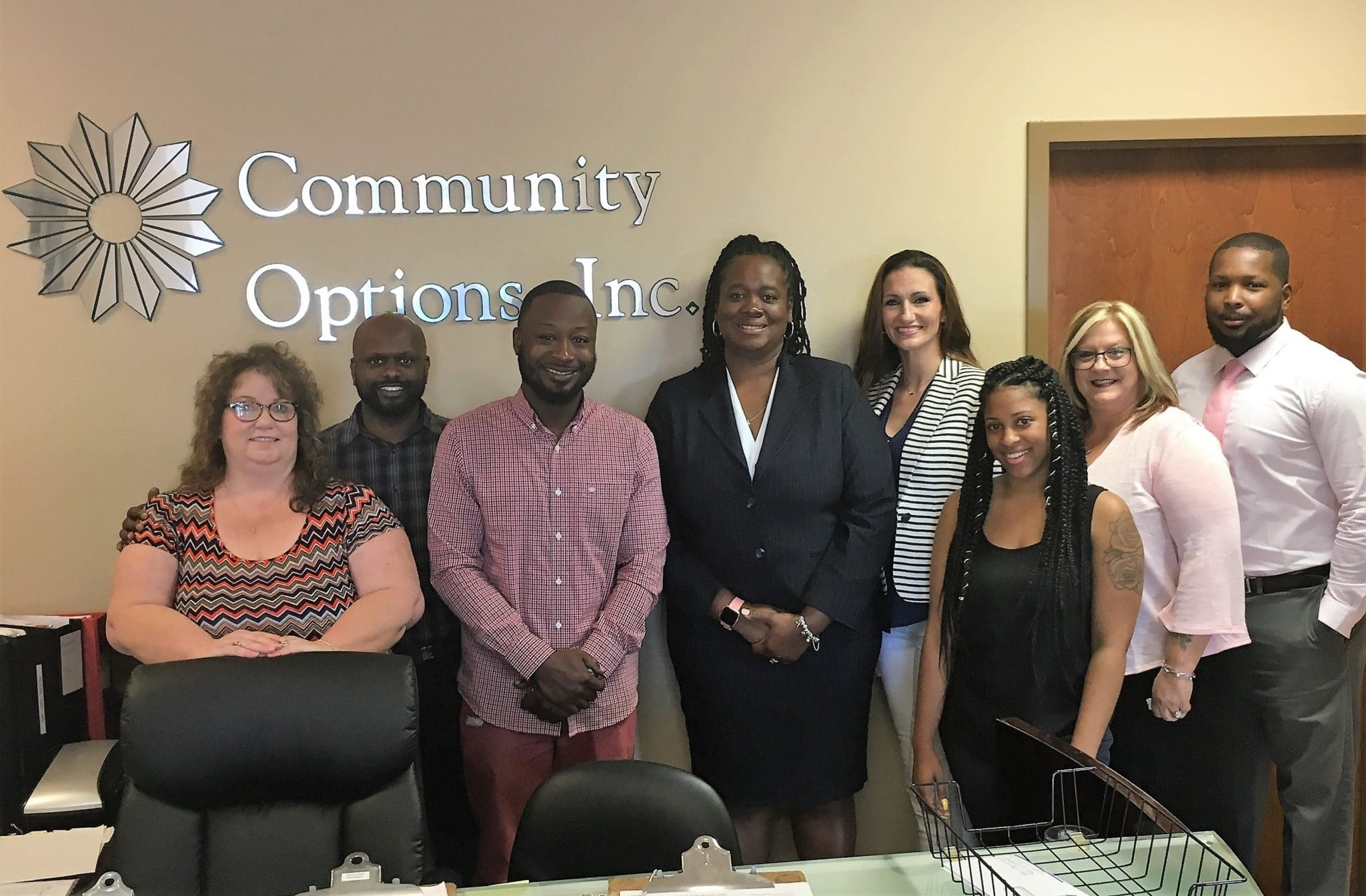 Community Options, Inc. of Nashville, TN.