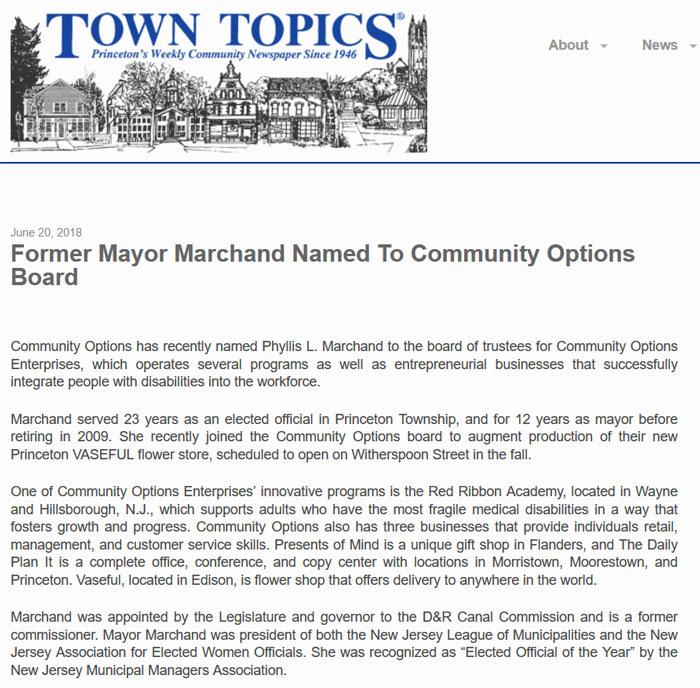 Town Topics