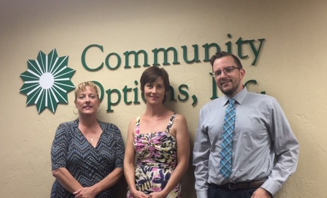 Community Options, Inc. of Tucson, Arizona.
