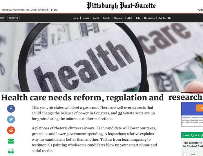 Pittsburgh Post-Gazette online