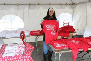 Volunteers are crucial to our Cupid's Chase events and our success. We truly appreciate all of the wonderful work that our volunteers do and their impact is invaluable.