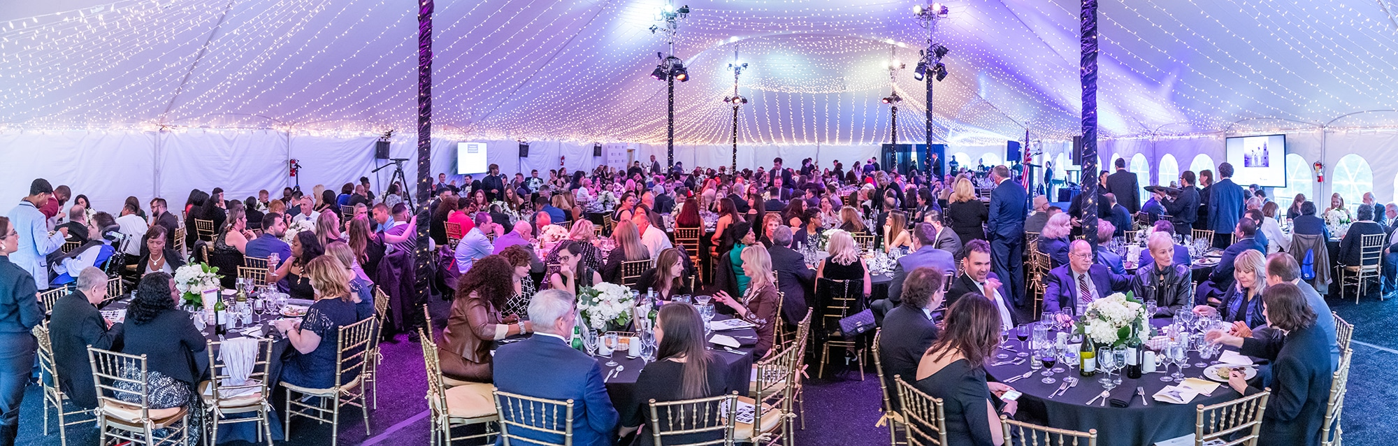 On May 9, 2019, Community Options celebrated its 30th anniversary from 5:30 PM until 10:00 PM on the campus of Princeton University at the McCarter Theatre Center Gala Tent.