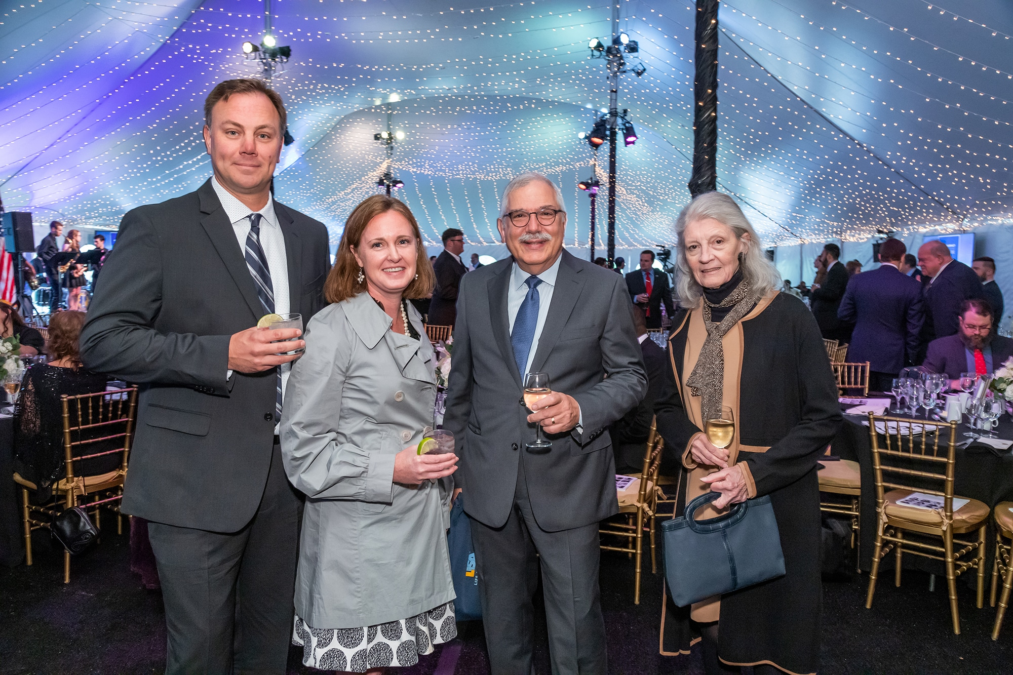 On May 9, 2019, Community Options celebrated its 30th anniversary on the campus of Princeton University at the McCarter Theatre Center Gala Tent.