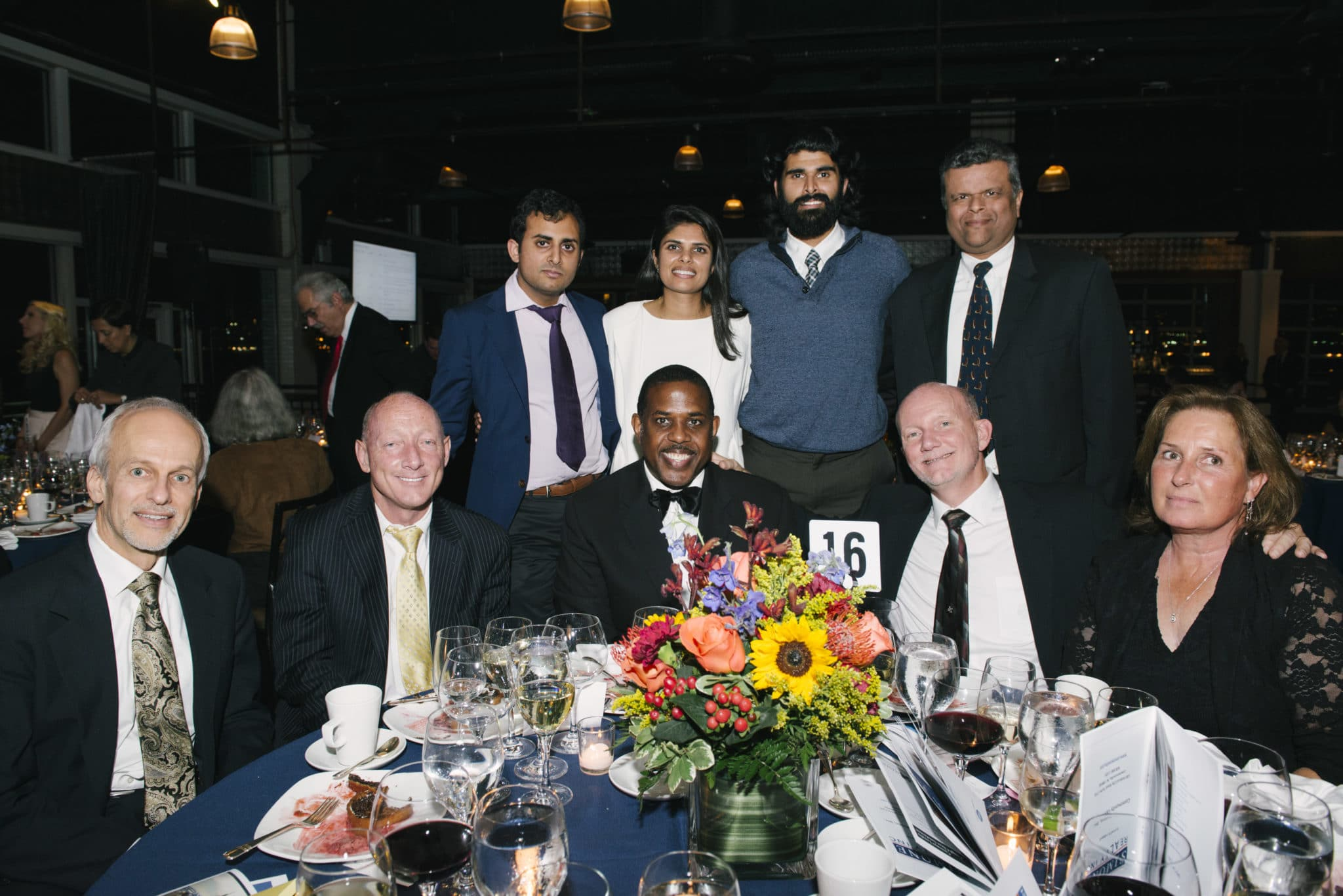 A Celebration of Community Options' 20 years of service in New York City. Gala held Thursday, October 6, 2016 at The Lighthouse at Chelsea Piers in New York, NY.