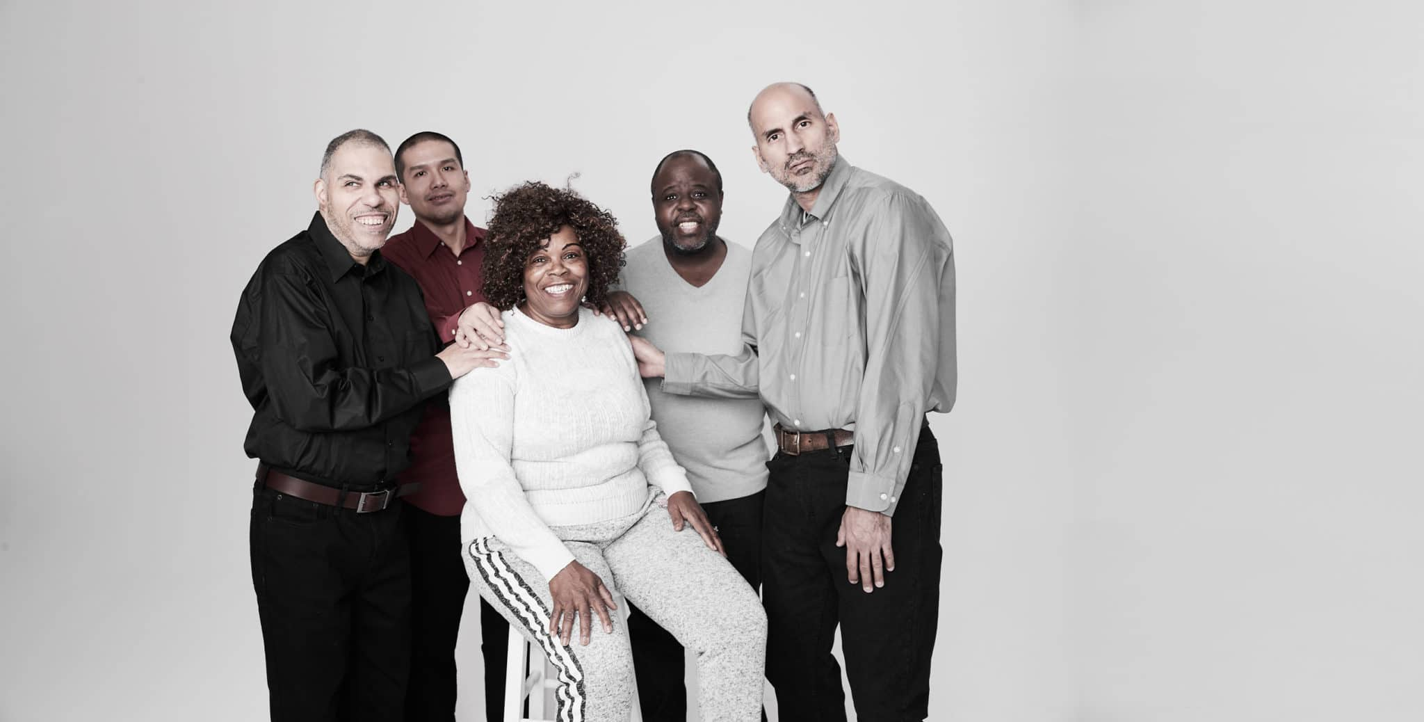 Jaymarck Manicado group photo with 5 people