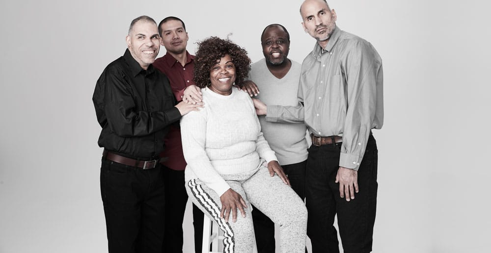 Jaymarck Manicado group of 5 people mobile
