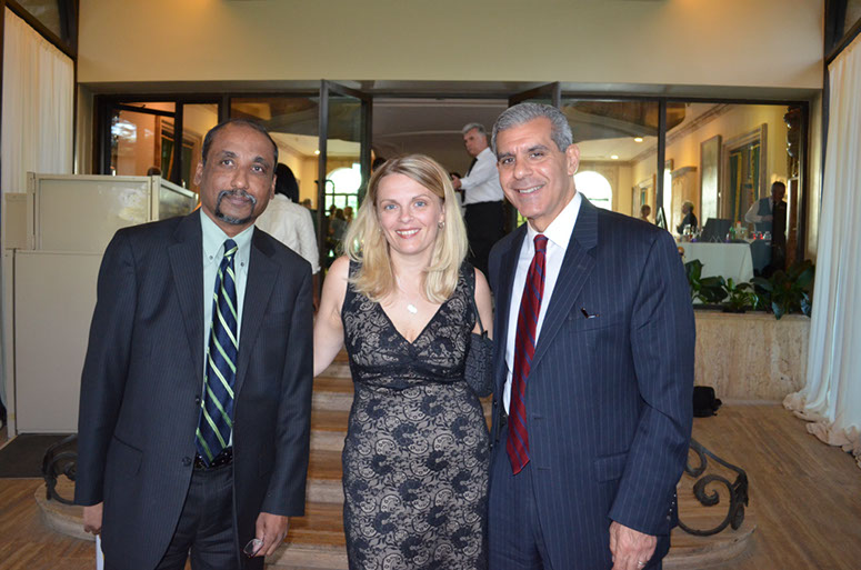 National nonprofit organization, Community Options, hosted their Annual Spring Event on Friday, May 18, 2012 at TPC Jasna Polana.