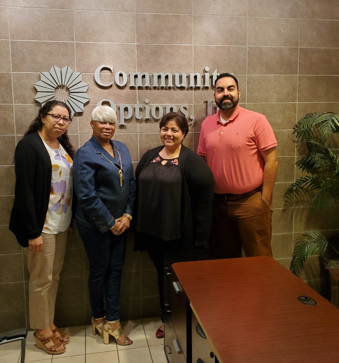 Community Options, Inc. of San Antonio, TX