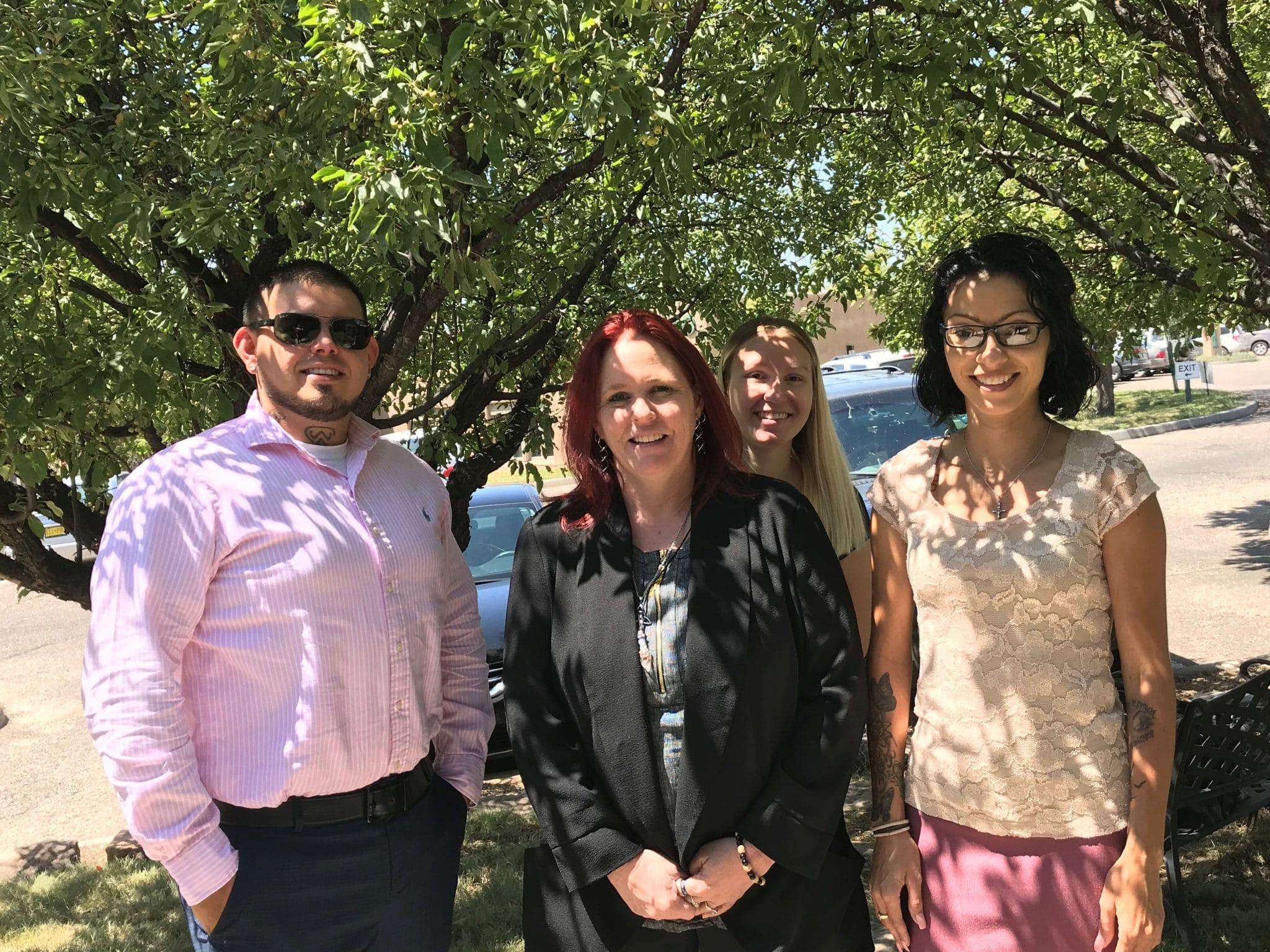 Community Options, Inc. of Santa Fe, NM.